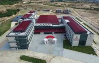Devlet hastanesinde Taşlar yerinden oynuyor