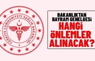 Sağlık Bakanlığı 81 il sağlık müdürlüğüne...
