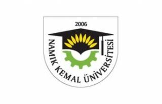 Tekirdağ Namık Kemal Üniversitesi Sağlık Personeli...