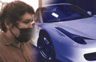 Tosuncuk' Ferrariyi ucuza kaptırmış