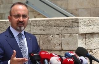 AK Parti Grup Başkanvekili Bülent Turan'dan...