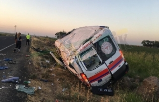Devrilen Ambulanstaki Hasta Bebek Öldü