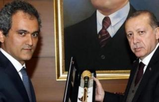 Bakan, Cumhurbaşkanı Erdoğan'a 'şükranlarını...