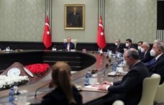 Cumhurbaşkanlığı Kabine toplantısı ertelendi!
