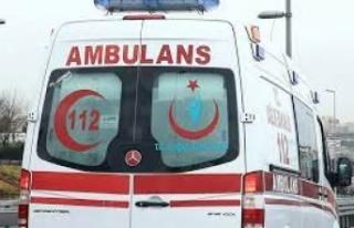 Hasta nakil ambulansının eksik personel ile çalıştırıldığı...