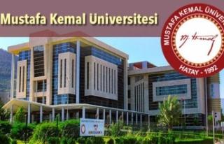 Hatay Mustafa Kemal Üni. Sağlık Personeli Alacak