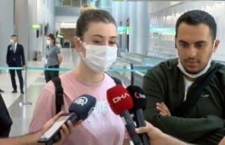 İrem Hemşire: Biz Türk'üz Dedikçe Kırbaçla...