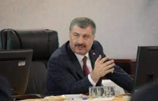 Sağlık Bakanı Fahrettin Koca'nın CHP'lilerin...