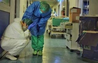 Sağlık çalışanlarına ekstra bir zam verilmesi...