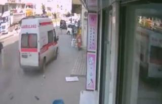 """Valilikten """"Suriyeli şahıs ambulans kaçırdı,""""..."""