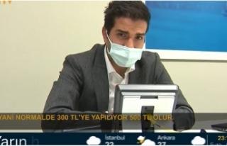 500 Liraya Sahte PCR Testi Pazarlığı / Video