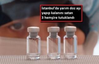 Aşı Şişlerinin Dolusu 150, Boşu 20 TL'den...