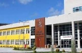 Ayancık Devlet Hastanesi tüm birimleriyle hizmet...