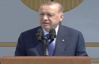 Cumhurbaşkanı Erdoğan'dan işçi ve memur...