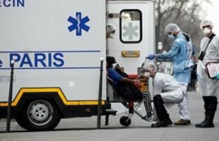 Fransa, 12.000'den fazla yabancı uyruklu sağlık...