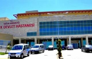 'Hastanede yeterli sağlık personeli yok'...