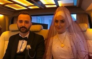 Hemşire çiftten örnek davranış: Düğünlerini...