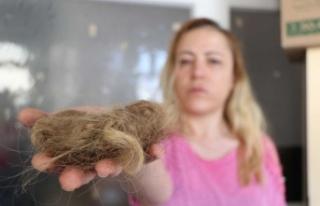 Hemşirenin saçlarını yolan sanık serbest kaldı