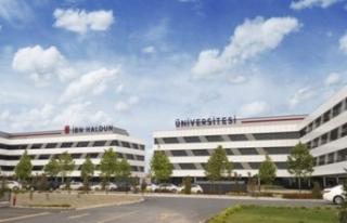 Türkiye'de ilk defa bir üniversitede aşı...