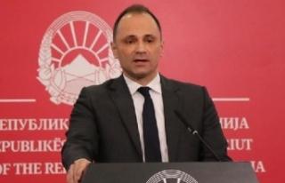Kuzey Makedonya'da sağlık bakanı istifa etti