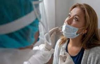 PCR ve maske temiz çıktı