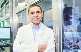 Prof. Dr. Uğur Şahin'den üçüncü doz aşı...