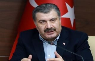 Sağlık Bakanı Koca'dan kritik açıklama:...