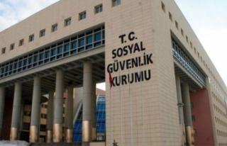 SGK'da çok sayıda üst düzey personelin görevden...