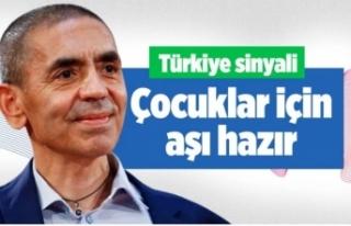 Türkiye'de aşı merkezi düşünüyor