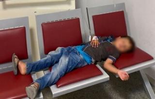 Yatak yetersizliği iddiası; Hastanede tepkilere...