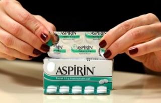 ABD'de kalp krizini önlemek için aspirin kullanımı...