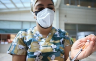 İki doz koronavirüs aşısı olanların oranı 22...