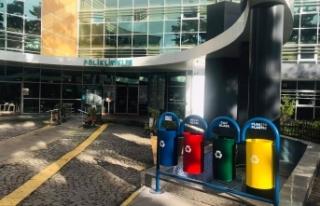 """Safranbolu Devlet Hastanesi """"Sıfır Atık""""..."""