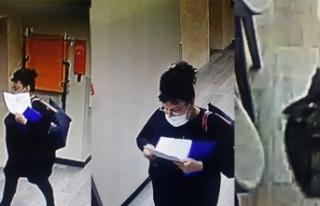 Yabancı uyruklu kadın hırsız, doktorun çantası...