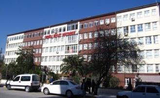 Denizli Devlet Hastanesinde Olay
