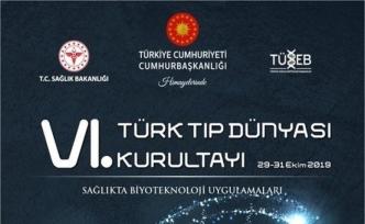 6. Türk Tıp Dünyası Kurultayı- Canlı Yayın