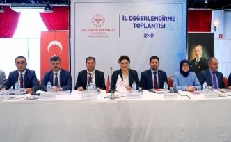 Bakanlık İzmir'de İl Değerlendirme Toplantısı Yaptı