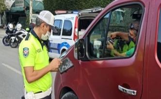 Sakarya'da maske takmayan kişilere ilginç ceza