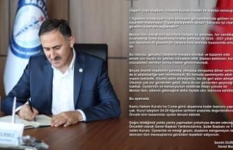 Sağlık Sen Genel Başkanı DURMUŞ'dan Toplu Sözleşme Açıklaması