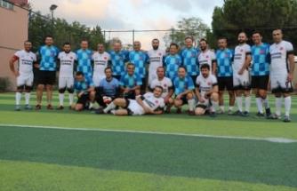 Koşuyolu Hastanesi Futbol Turnuvası'nda Sürpriz Evlilik Teklifi