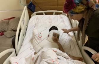 Vücudu yanan kızın tedavisinde ihmal iddiası