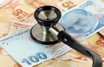 2018'de Sağlık İçin  Kişi Başı 2 Bin Lira Harcandı