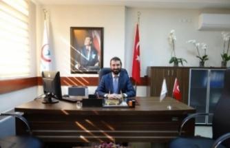 Kemalpaşa Devlet Hastanesine başhekimi görevine başladı