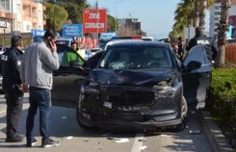Sürücü doktor ilk müdahaleyi yaptı ama kurtarılamadı