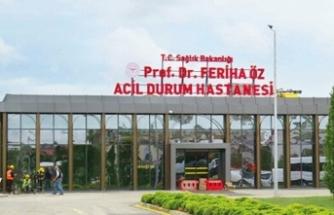İki dev hastane 45 günde bitti