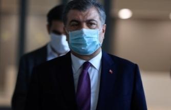 Sağlık Bakanı Fahrettin Koca: Bayramdan sonra ikinci aşamaya geçiyoruz