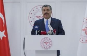 Sağlık Bakanı Koca'dan öğle ve ikindi namazları açıklaması!