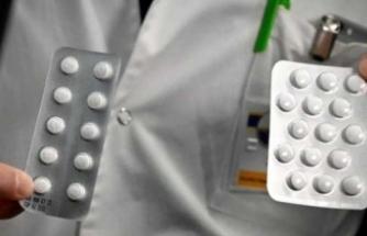 """""""Favira 200 mg Film Kaplı Tablet"""" ilacına üretim ruhsatı"""