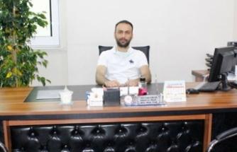 Nusaybin'de Hastane Müdür yardımcılığına atama