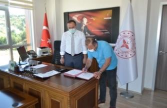 Prof.Dr.Ergül Başhekimlik için imzayı attı